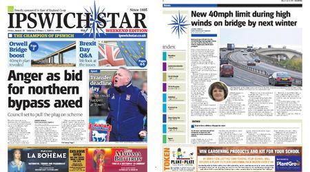 Ipswich Star – January 31, 2020