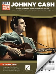 Johnny Cash: Super Easy Songbook