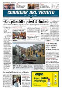 Corriere del Veneto Padova e Rovigo – 22 ottobre 2019