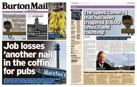 Burton Mail – October 19, 2020