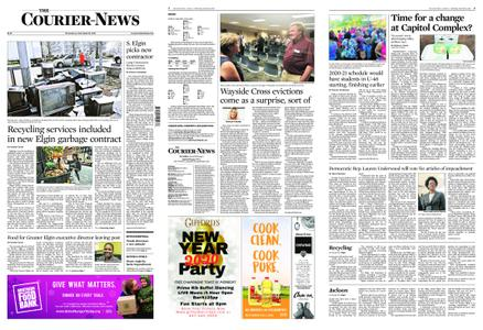 The Courier-News – December 18, 2019