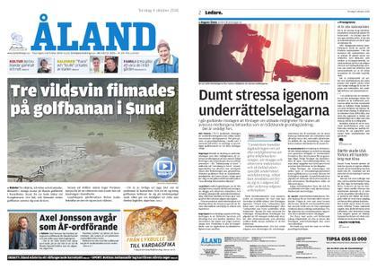 Ålandstidningen – 04 oktober 2018