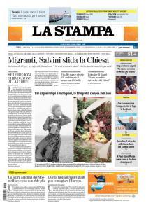 La Stampa Imperia e Sanremo - 7 Gennaio 2019