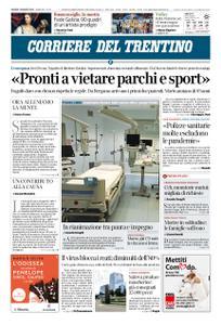 Corriere del Trentino – 19 marzo 2020