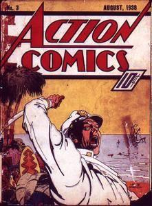 Action Comics 003