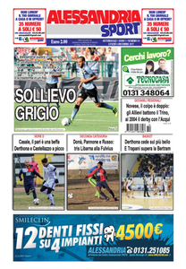 Alessandria Sport - 4 Dicembre 2017