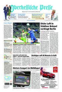 Oberhessische Presse Marburg/Ostkreis - 18. Mai 2018