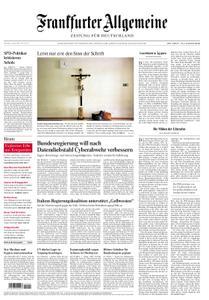 Frankfurter Allgemeine Zeitung F.A.Z. - 08. Januar 2019