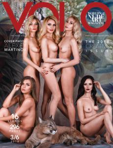 VOLO Magazine - Issue 59 - Art Nude - June 2018