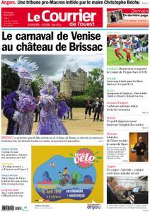 Le Courrier de l'Ouest Angers – 09 juin 2019