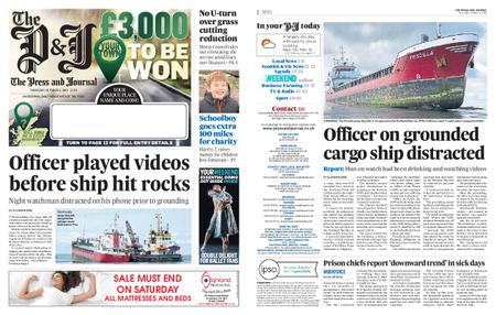 The Press and Journal Moray – October 03, 2019