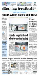 Morning Sentinel – March 20, 2020