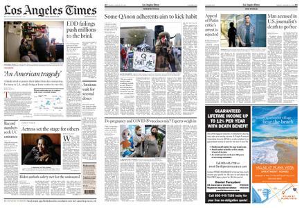 Los Angeles Times – January 29, 2021