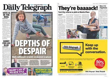 The Daily Telegraph (Sydney) – January 02, 2018
