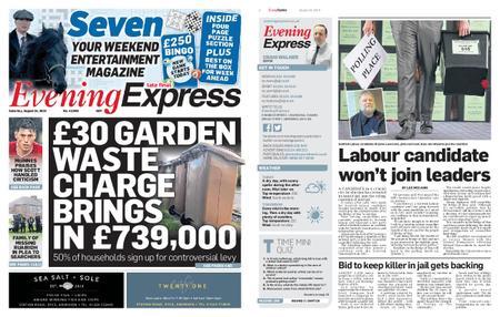 Evening Express – August 24, 2019
