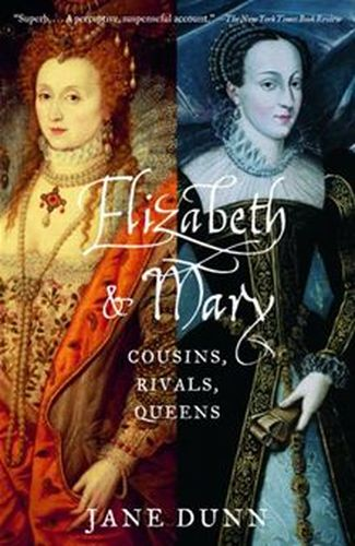 Elizabeth & Mary: Cousins, Rivals, Queens (Audiobook)