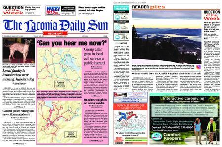 The Laconia Daily Sun – January 09, 2019