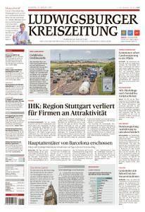 Ludwigsburger Kreiszeitung - 22. August 2017