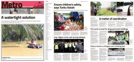 The Star Malaysia - Metro South & East – 17 December 2018