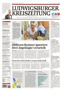 Ludwigsburger Kreiszeitung - 19. September 2017