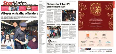 The Star Malaysia - Metro South & East – 31 January 2019