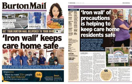 Burton Mail – May 04, 2020