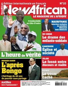 New African, le magazine de l'Afrique - Septembre - Octobre 2009