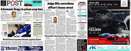 The Guam Daily Post – October 14, 2017