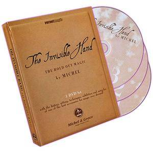 The Invisible Hand by Vernet (3 DVD set)