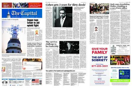 The Capital – December 13, 2018