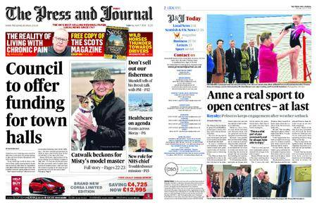 The Press and Journal Moray – April 07, 2018
