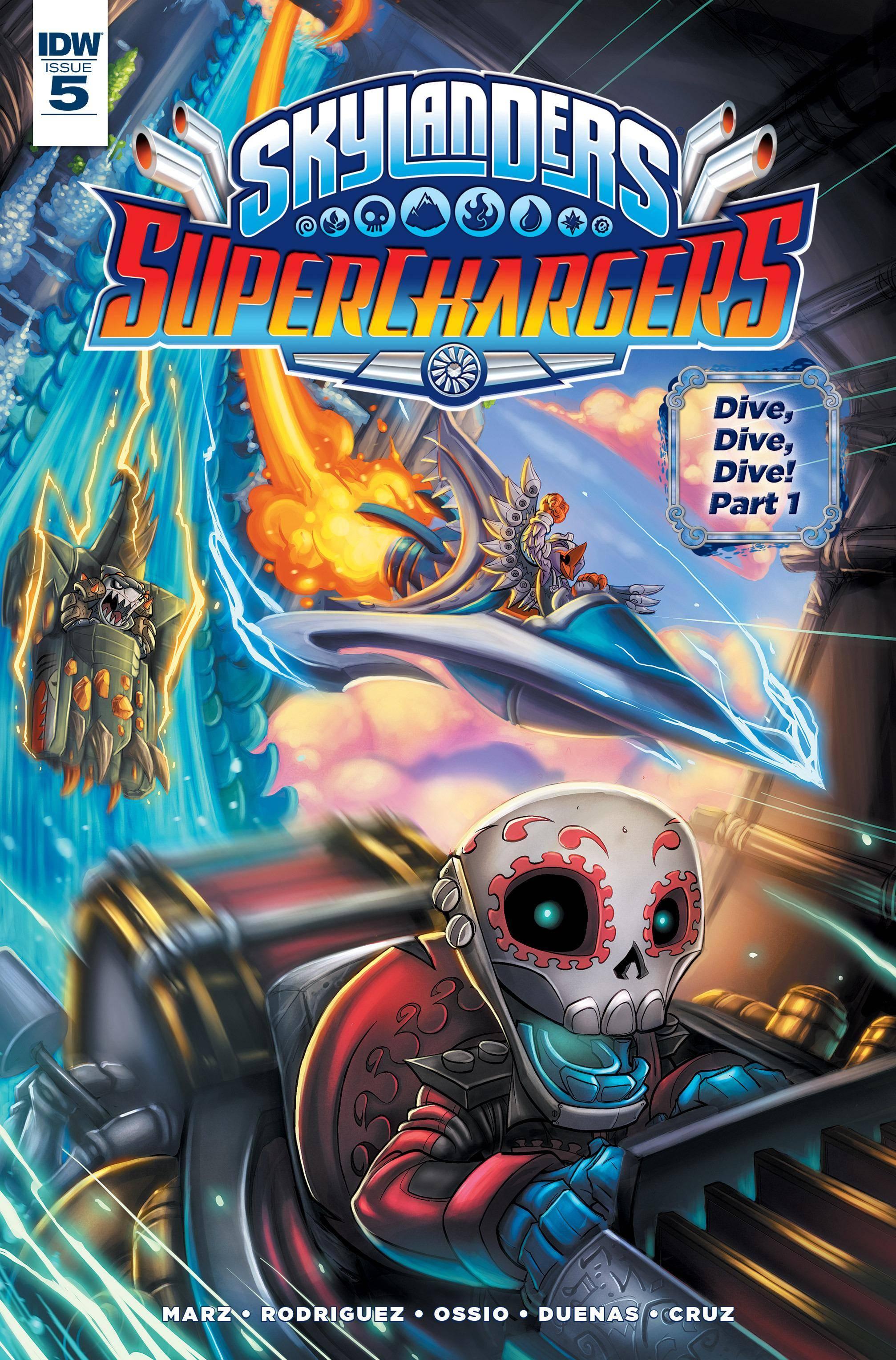 Skylanders Superchargers 005 2016 digital Son of Ultron-Empire