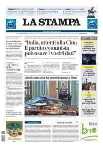 La Stampa Imperia e Sanremo - 5 Ottobre 2019
