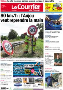 Le Courrier de l'Ouest Angers – 17 mai 2019