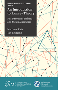 An Introduction to Ramsey Theory : Fast Functions, Infinity, and Metamathematics