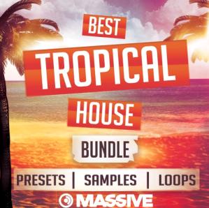Creature Audio Best Tropical House Bundle [WAV MiDi Ni MASSiVE]