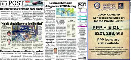 The Guam Daily Post – May 28, 2020