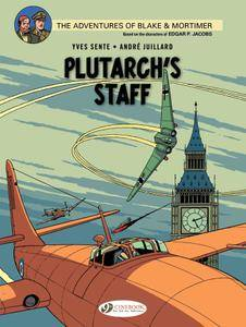 Blake  Mortimer 021 - Plutarchs Staff 2015 Cinebook digital