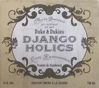 Duke & Dukies - Djangoholics (2017)