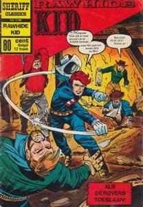 Sheriff Classics - 188 - Rawhide Kid - Als De Rovers Toeslaan