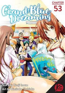 Grand Blue Dreaming 053 2019 Digital danke