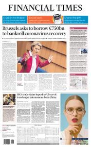 Financial Times USA - May 28, 2020