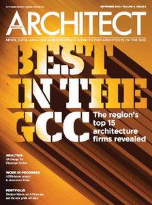 Middle East Architect Magazine September 2010
