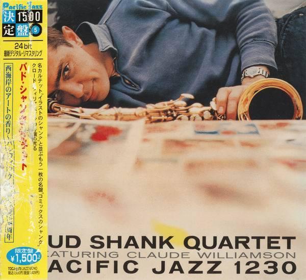 Bud Shank - Bud Shank Quartet Featuring Claude Williamson (1957) [Reissue 2007]