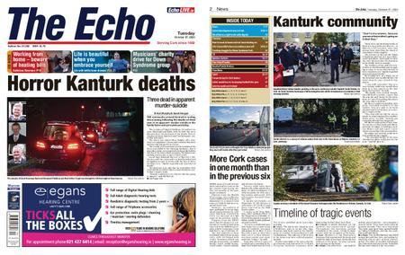 Evening Echo – October 27, 2020