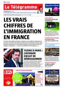 Le Télégramme Brest – 07 octobre 2019