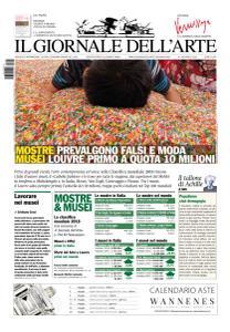 Il Giornale Dell'Arte - Aprile 2019