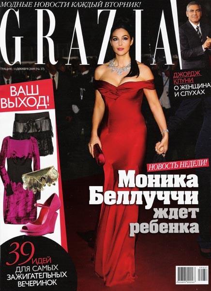 Grazia №37 (1 декабря 2009)