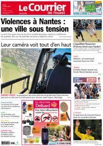 Le Courrier de l'Ouest Angers - 05 juillet 2018
