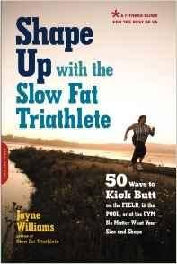 Shape Up with the Slow Fat Triathlete: 50 Ways to Kick Butt on the Field, in the Pool [Repost]